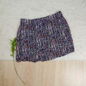 CABI Reversible Mini Skirt in XL